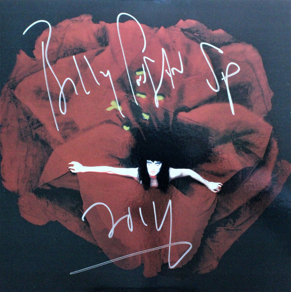 Billy Corgan Signed Adore 2014 Remastered Reissue Vinyl
