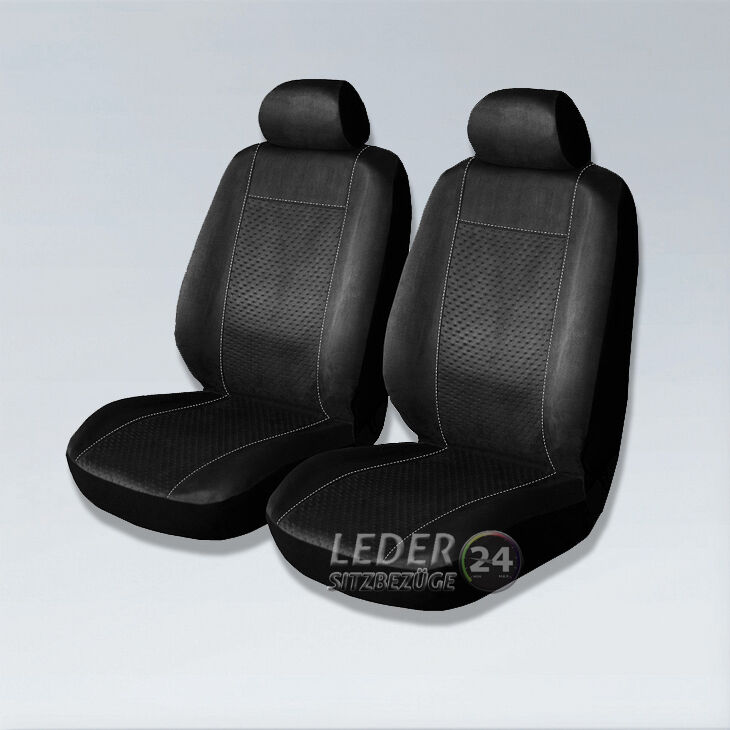 sitzbez ge auto schwarz seat ibiza 6j leon 1p 1m altea. Black Bedroom Furniture Sets. Home Design Ideas