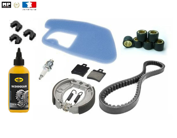 VARIATEUR SCOOTER RACING POUR MBK 50 BOOSTER, STUNT, NITRO