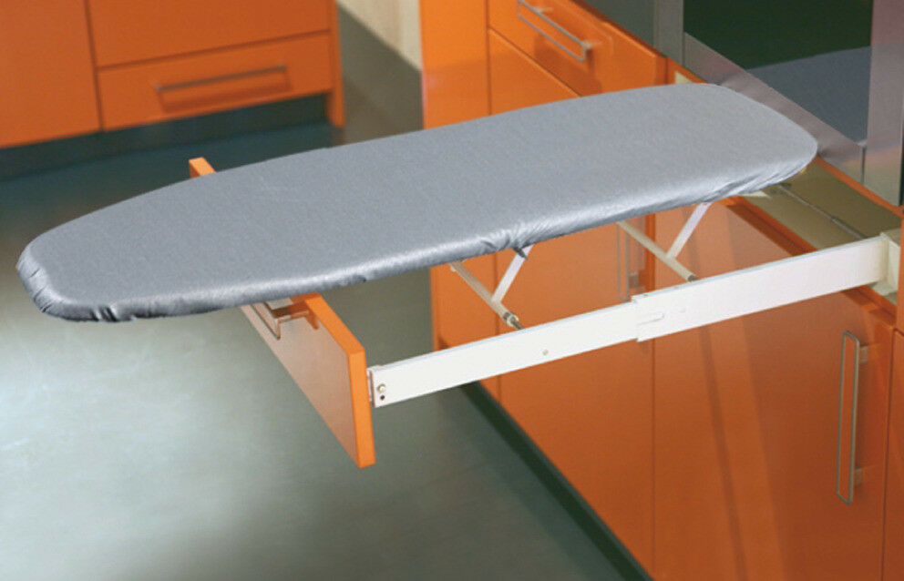 Cover For Ironfix Built In Ironing Board Coated Aluminium