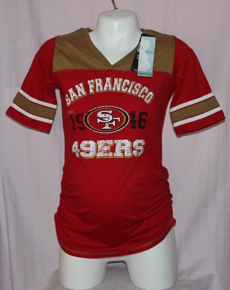 49ers clothes for women