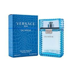Kyпить Versace Man Eau Fraiche by Gianni Versace 3.4 oz EDT Cologne for Men New In Box на еВаy.соm