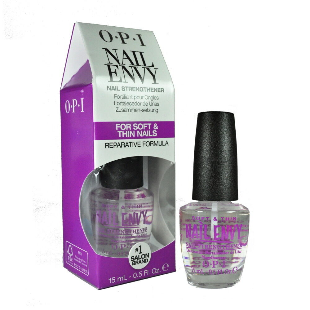 Nail Envy Vs Nail Tek: Opi Nail Envy Strengthener For Soft & Thin Nails NT111 0