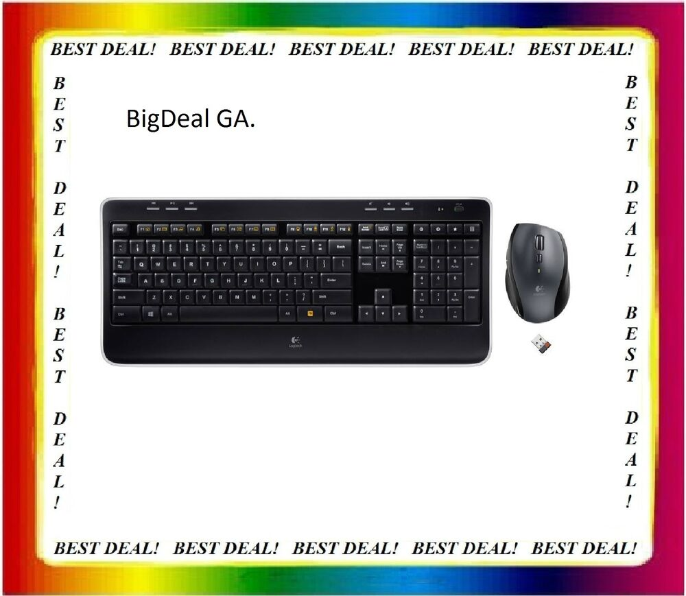 How to connect logitech wireless keyboard k520