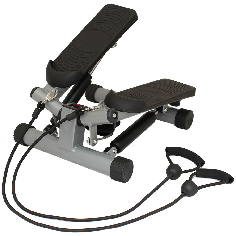 Mirafit Mini Twist Exercise Stepper Amp Arm Cords Stair