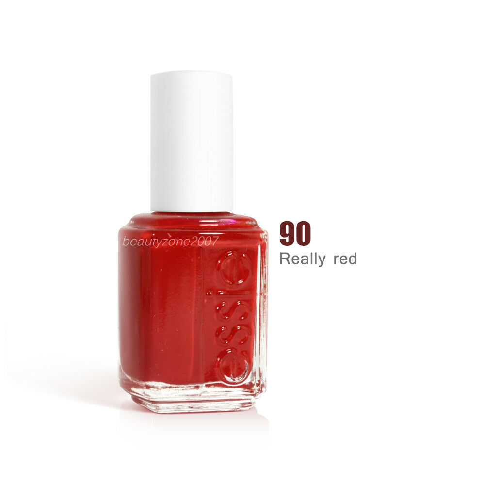 Lacquer And Nail Polish: Essie Nail Polish Lacquer 90 Really Red 0.47floz