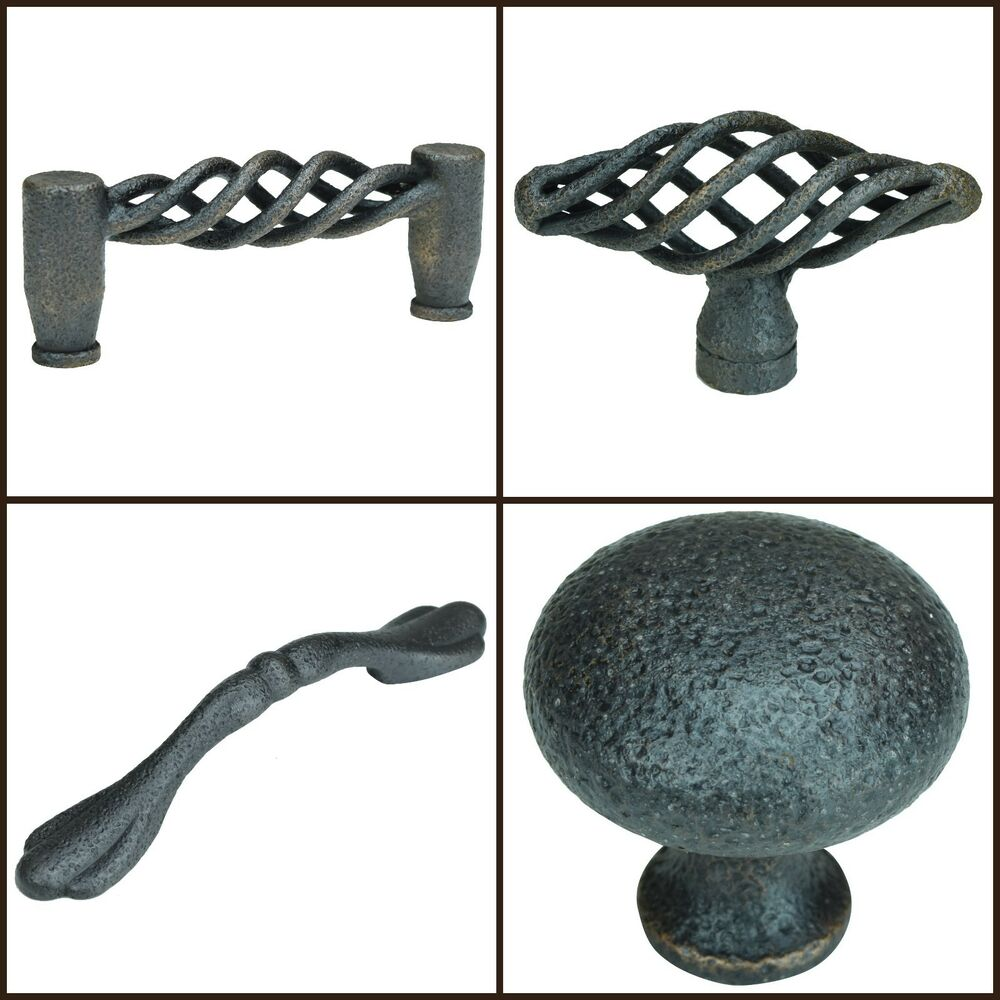 Oil Rubbed Bronze Kitchen Cabinet Door Knobs