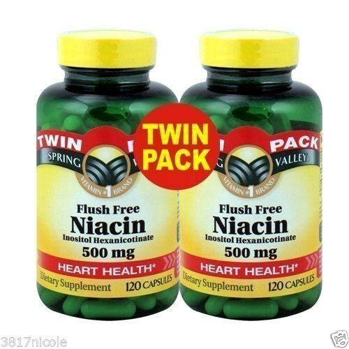 how to stop a niacin flush