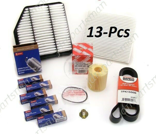 2006 lexus gs300 tune up kit cap rotor spark plugs cabin for Lexus is250 cabin air filter
