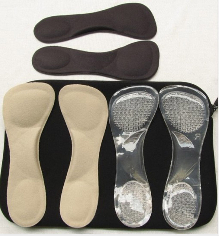 high heels orthotic arch support cushion inserts pads