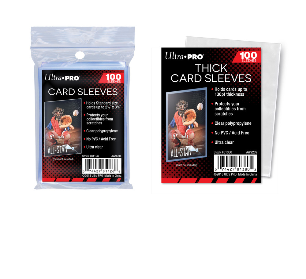 ultra pro trading cards