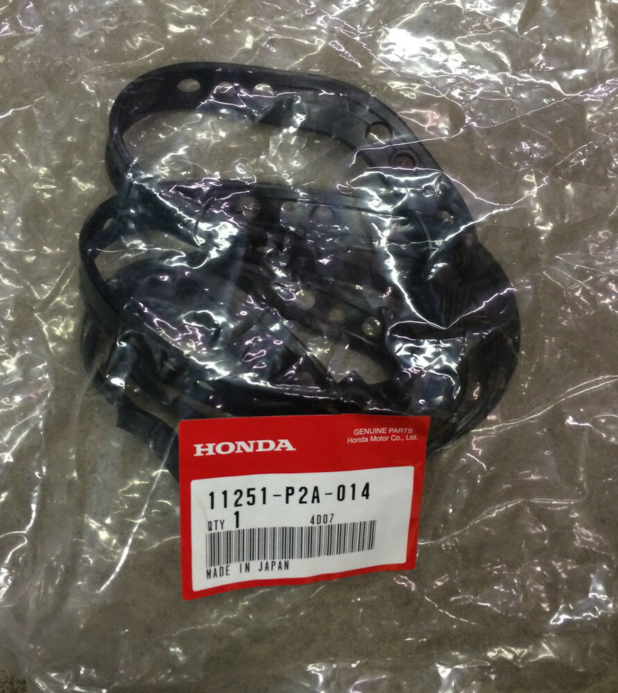 Genuine oem honda oil pan gasket civic dx lx 1996 2005 ebay for 2005 honda civic oil