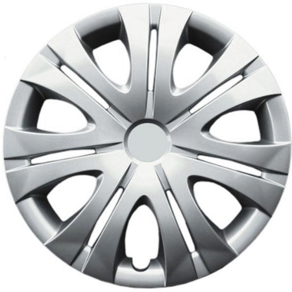 Hubcaps For 2008 Toyota Corolla: NEW QTY 1 Piece Fit Silver ABS Fits 2009 TOYOTA COROLLA 16