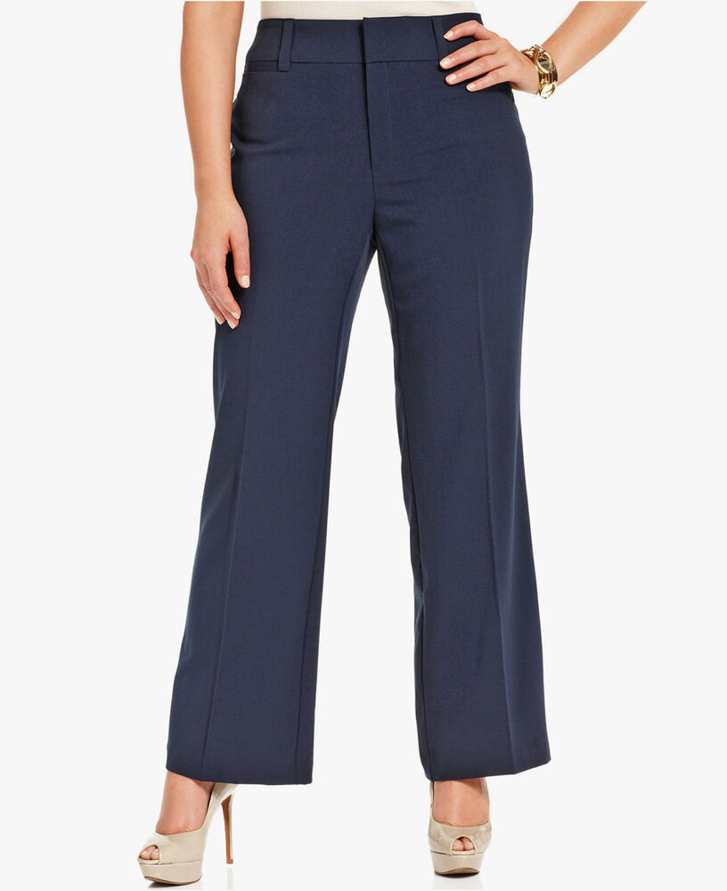 Cool Navy Blue Dress Pants Womens  Pant Olo