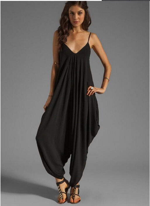 Find great deals on eBay for all in one jumpsuit. Shop with confidence. Skip to main content. eBay: WOMENS ALL IN ONE JUMPSUIT ROMPER LADIES HAREM DRESS BAGGY PLUS SIZE 8 - 26 CAMI. Brand New. $ to $ From United Kingdom. Buy It .