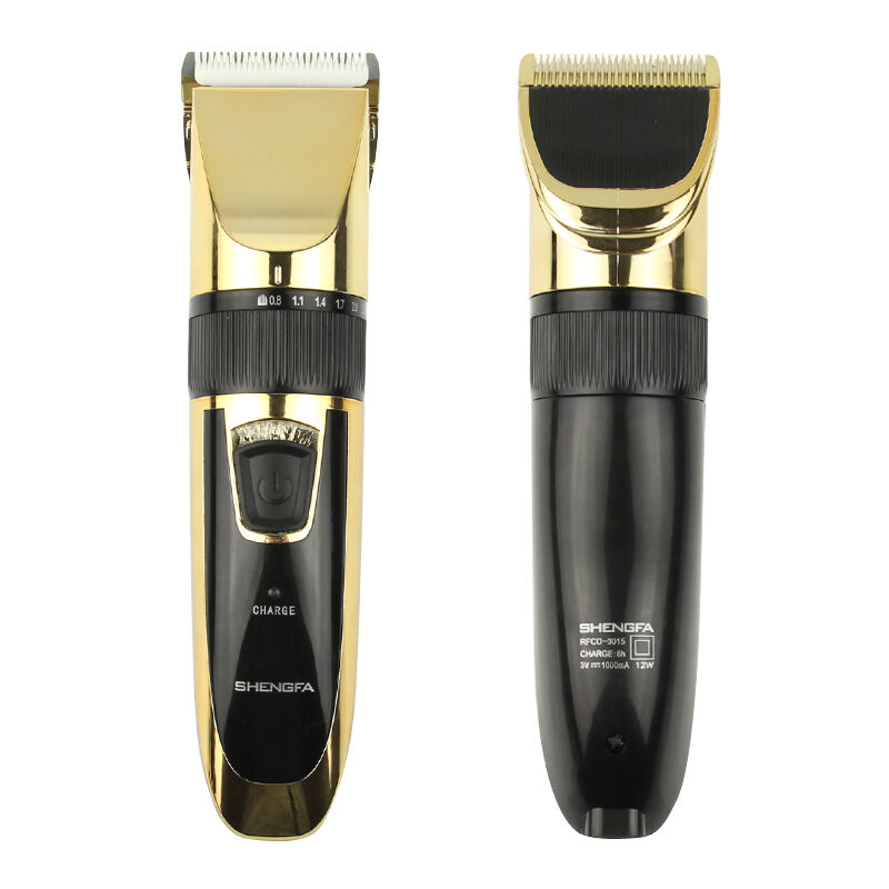 professional men 39 s handy electric beard hair shaver razor trimmer clipper set ebay. Black Bedroom Furniture Sets. Home Design Ideas