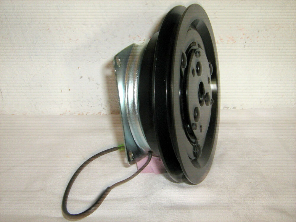 64 73 Ford Mustang 6 3 4 Quot Clutch Amp Coil For York A C