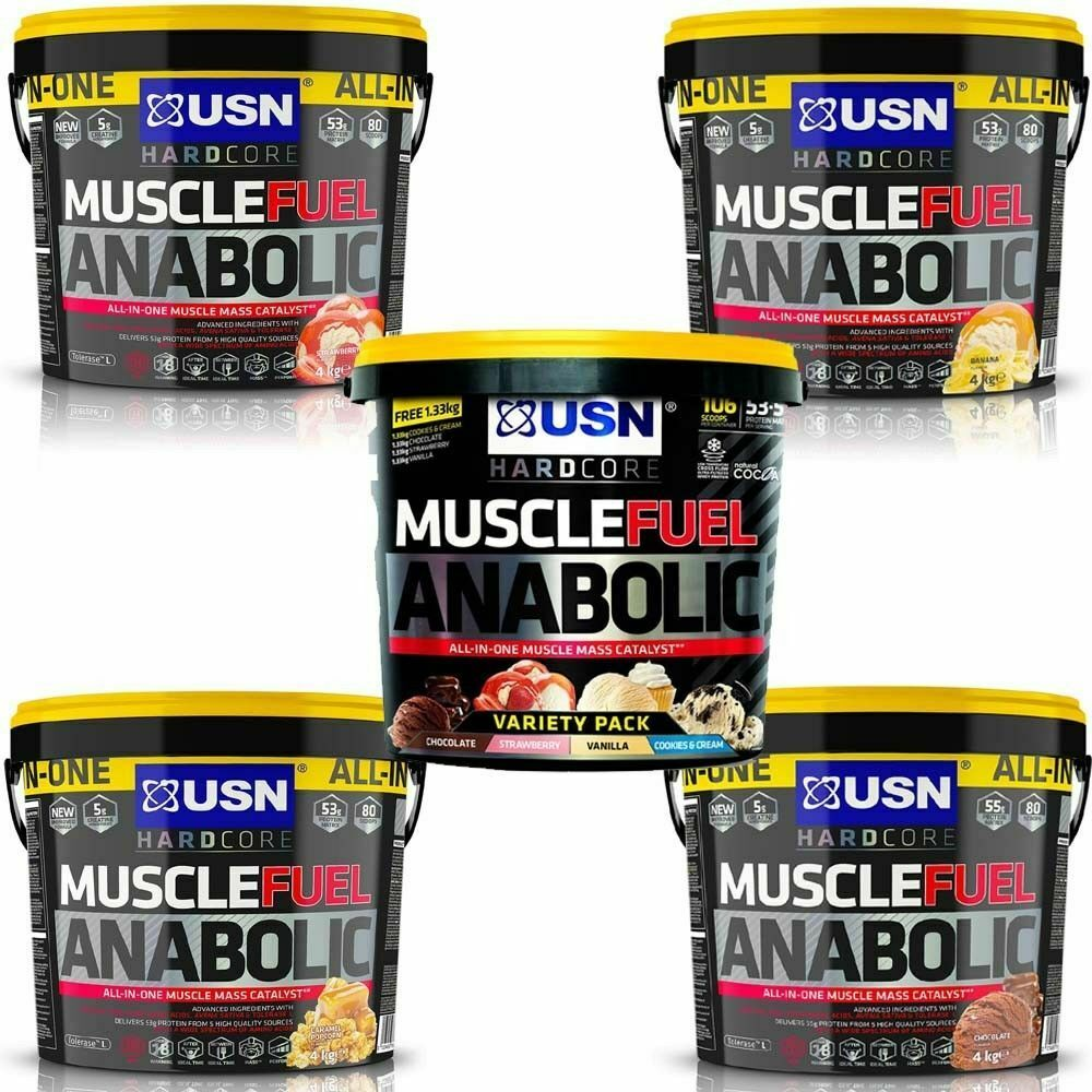 muscle fuel anabolic lean