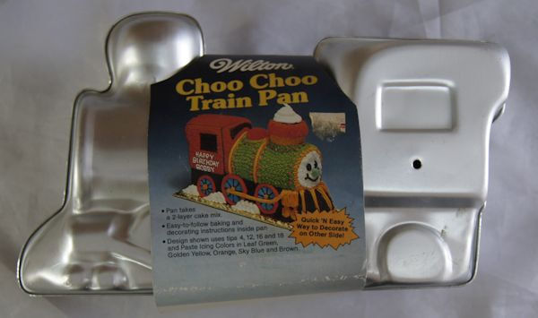 Choo Choo Train Cake Pan
