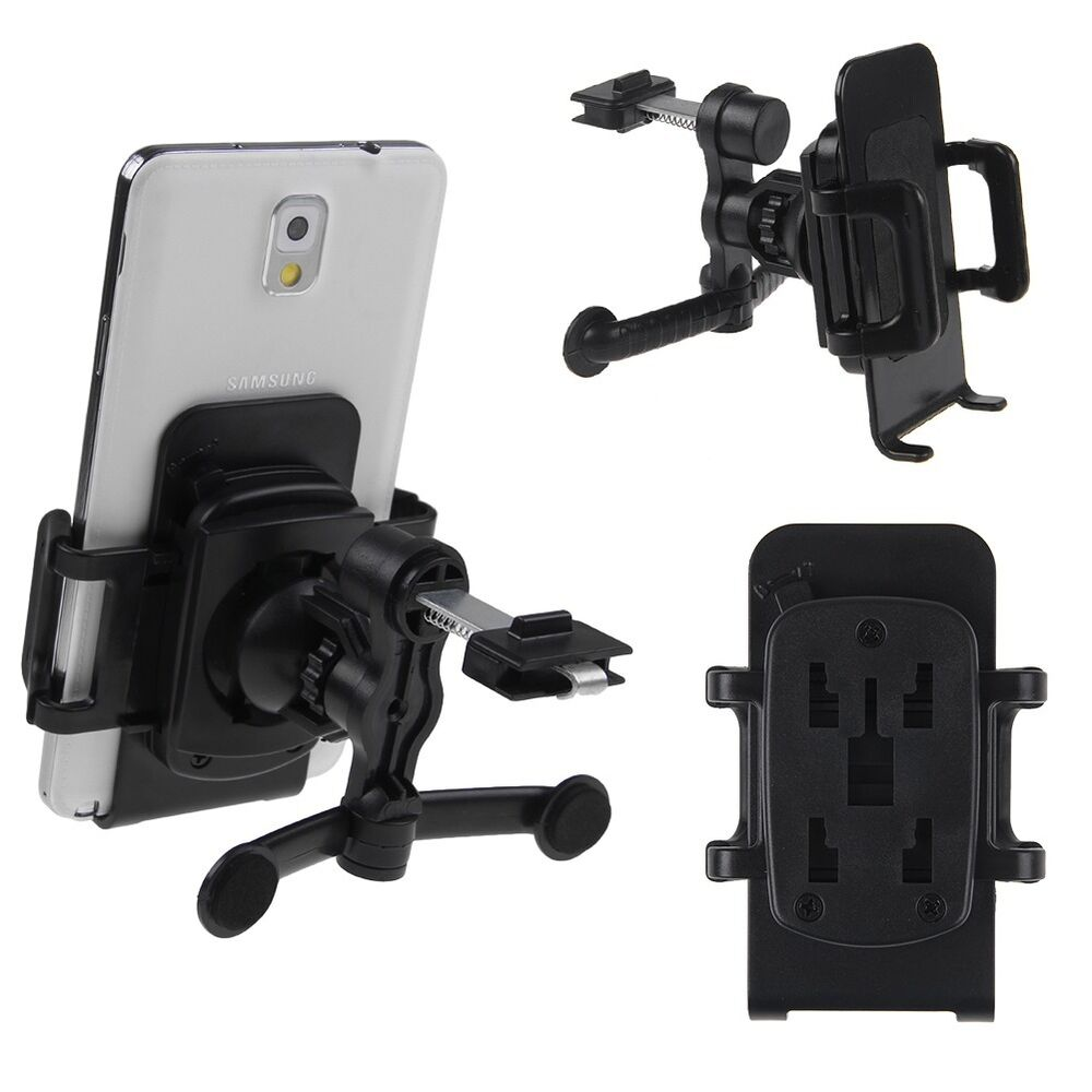 Rotating Car Air Vent Holder Mount Support Stand For Many