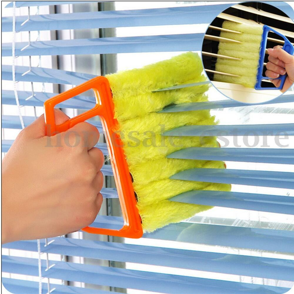 Microfibre Venetian Blind Brush Window Air Conditioner