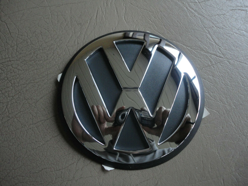 VW VOLKSWAGEN NEW BEETLE FRONT EMBLEM 1998 - 2005 NEW ...
