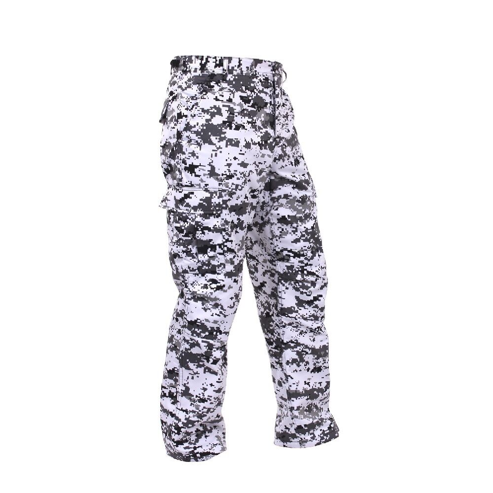 99630 Rothco City Digital Camo BDU Pants | eBay