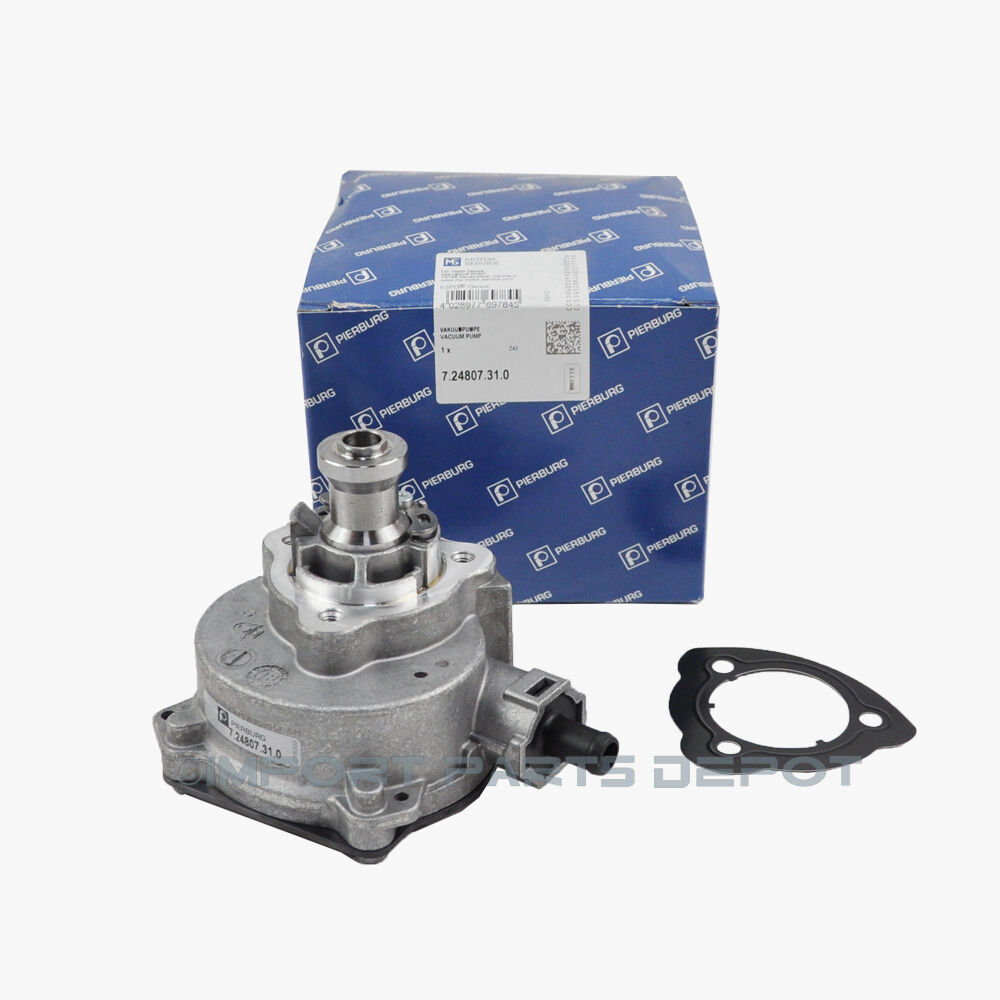 Brake Vacuum Pump : Bmw brake vacuum pump pierburg oem ebay