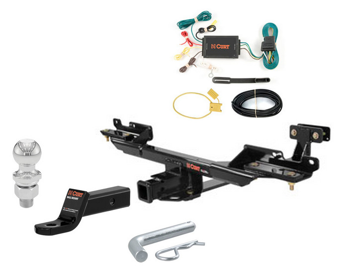 Curt Class 3 Trailer Hitch Tow Package For Mercedes
