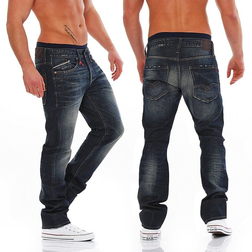 replay waitom herren jeans regular slim. Black Bedroom Furniture Sets. Home Design Ideas