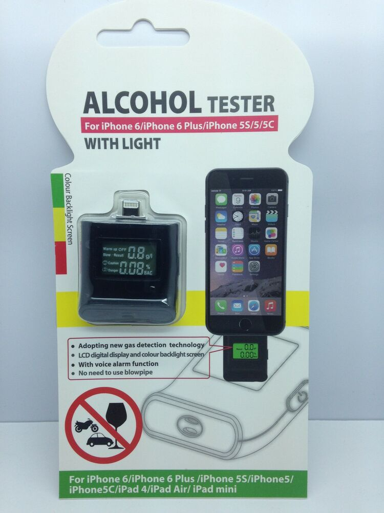 Breathalyzer For Iphone