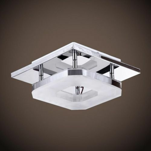 Flash sale led acrylic chandelier lights ceiling light - Flush mount bathroom ceiling lights ...