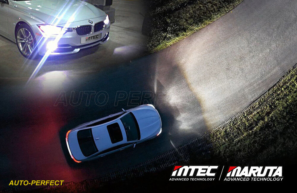Brand New Mtec Hid Fog Light Kit For Bmw F30 F31 320i 328i