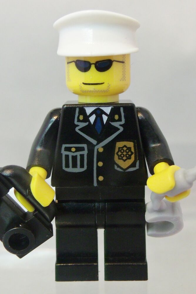 LEGO: MINIFIG: TOWN: Police Officer | eBay