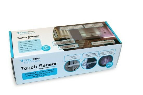 bathroom touch sensitive light switch taptile touch sensor ttrf6 in stock ready for shipping 22440