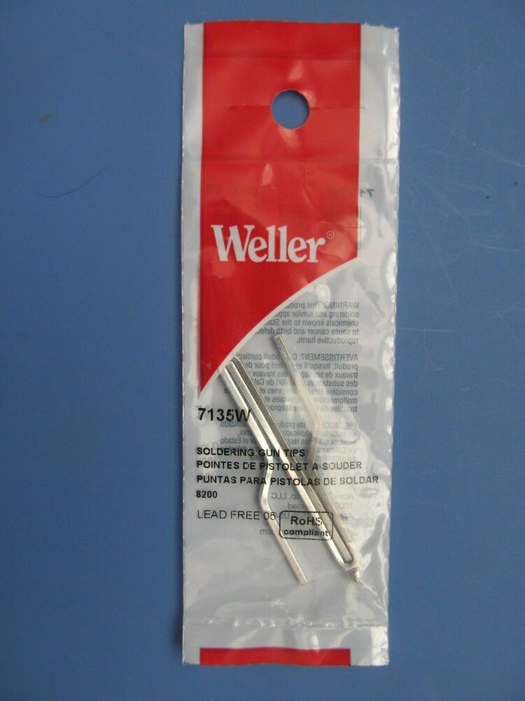 New Tip Tank Top Nash Grier Clothes Youtuber: Weller 7135W #7135 Replacement Soldering Gun Tip 8200 Pack