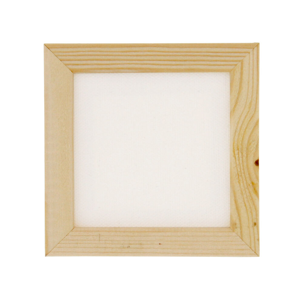 Art Alternative 3 X3 Mini Canvas Frame Set White Canvas W