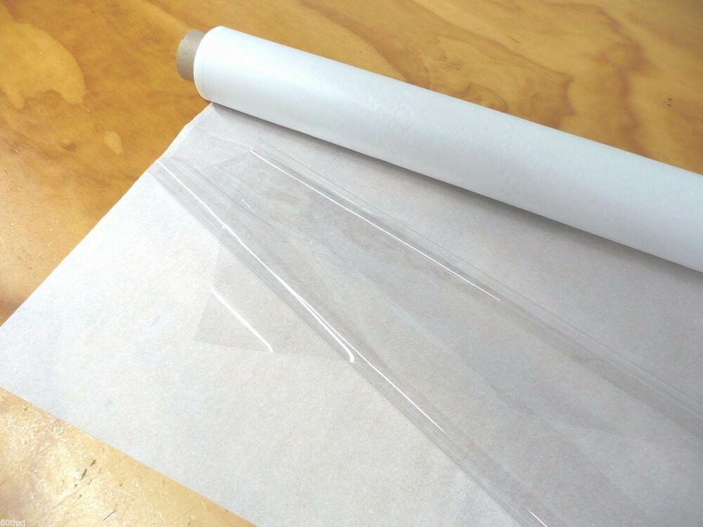 Super clear plastic vinyl sheeting great for windows 54 for 12 x 60 window