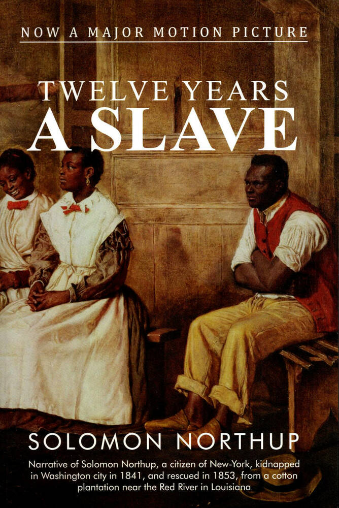 Solomon northup 12 years a slave summary