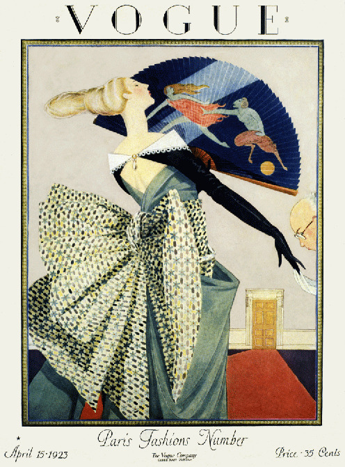 Art Deco Fashion Formal 1920 39 S 30 39 S Magazine Cover Art