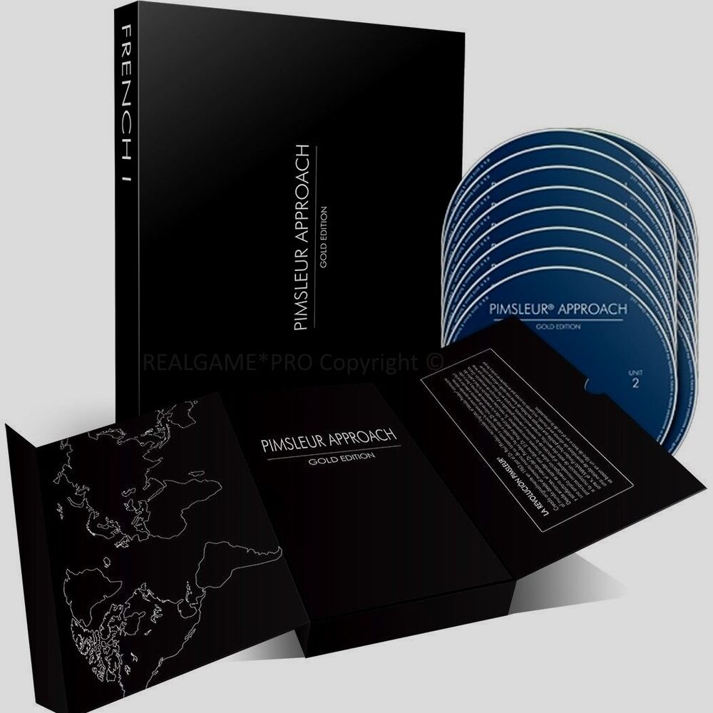 Pimsleur Approach Gold Edition Spanish 2 and 3 New Cd Sets In Box II and III