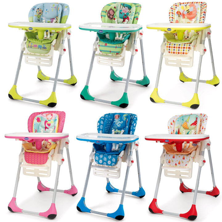 chicco hochstuhl polly 2 in 1 h henverstellbar kinderhochstuhl neu ebay. Black Bedroom Furniture Sets. Home Design Ideas