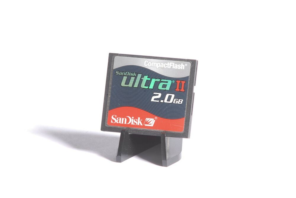 how to fix sandisk cf cards