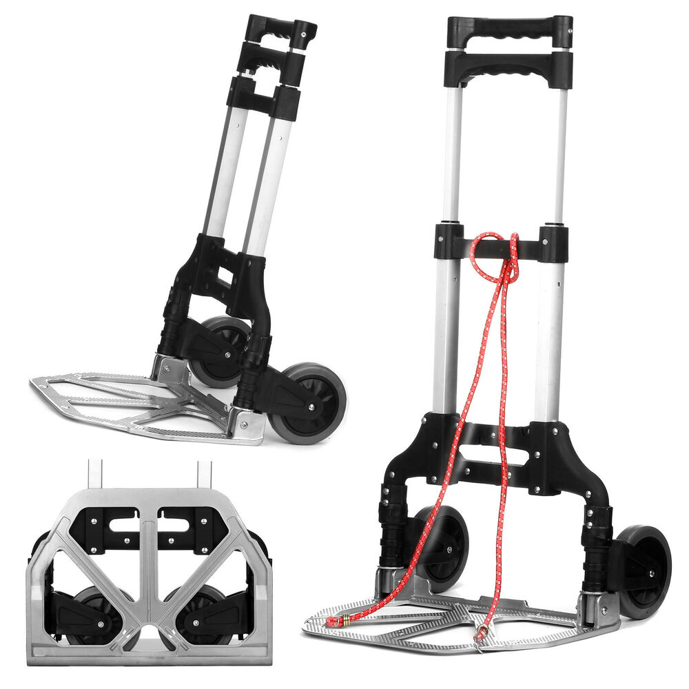 HEAVY DUTY LIGHTWEIGHT FOLDING FOLDABLE HAND SACK TRUCK