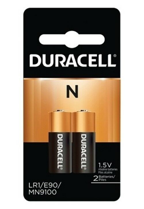 2 e90 duracell 1 5v lr1 n mn9100 am5 batteries ebay. Black Bedroom Furniture Sets. Home Design Ideas