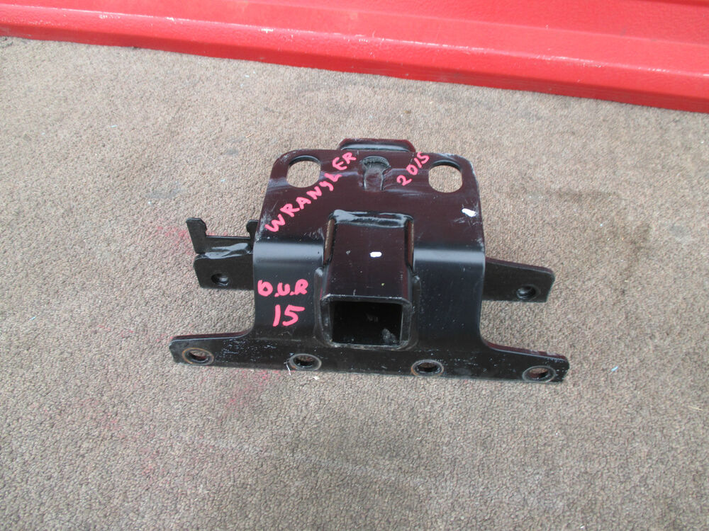 Jeep Wrangler Oem Hitch Assembly