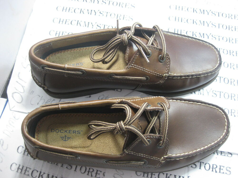 Dockers Boat Shoes Black