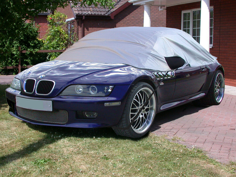 Bmw Z3 Half Size Car Cover Ebay