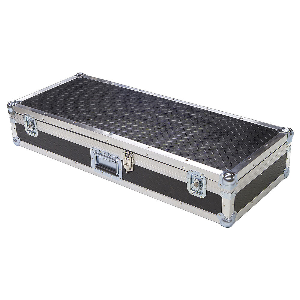 diamond plate light duty 1 4 ata case for yamaha p95 88