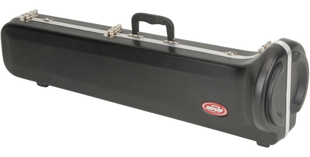 Skb hard tenor trombone case for yamaha bach king for Yamaha trombone case